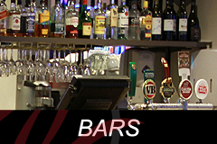 Bars at The Bentleigh Club for your relaxation, to have a drink with friends, watch the footy or races or play darts with mates