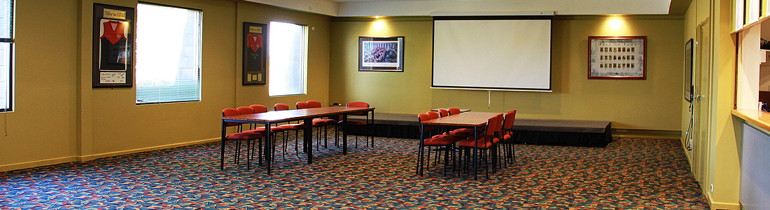 The Legends Room - ideal for corporate meetings