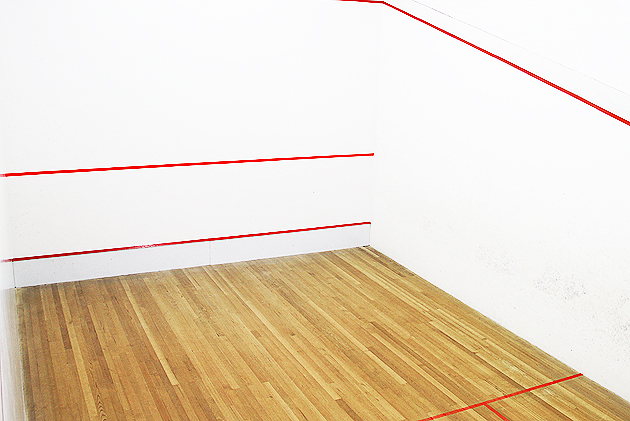 Squash Courts and active pennant  competition